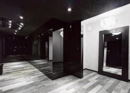 Wystrój minimalistycznego holu A8 Architektura