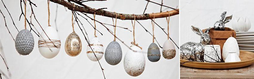 Oryginalne dekoracje na Wielkanoc 2016
