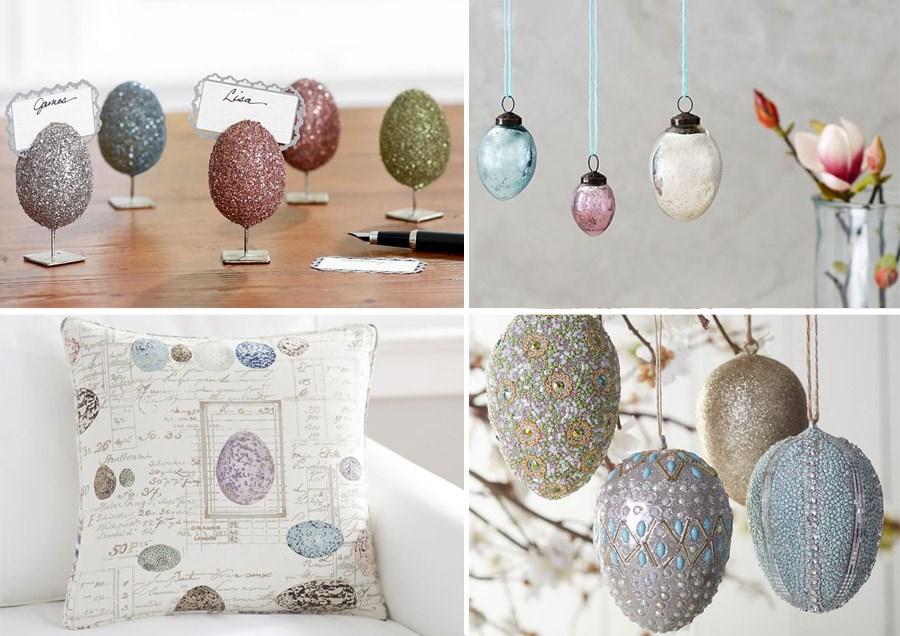 Piękne dekoracje na Wielkanoc