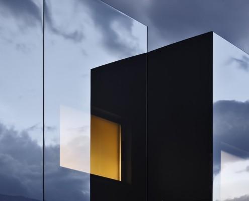 dom z luster - nowe tendencje w architekturze