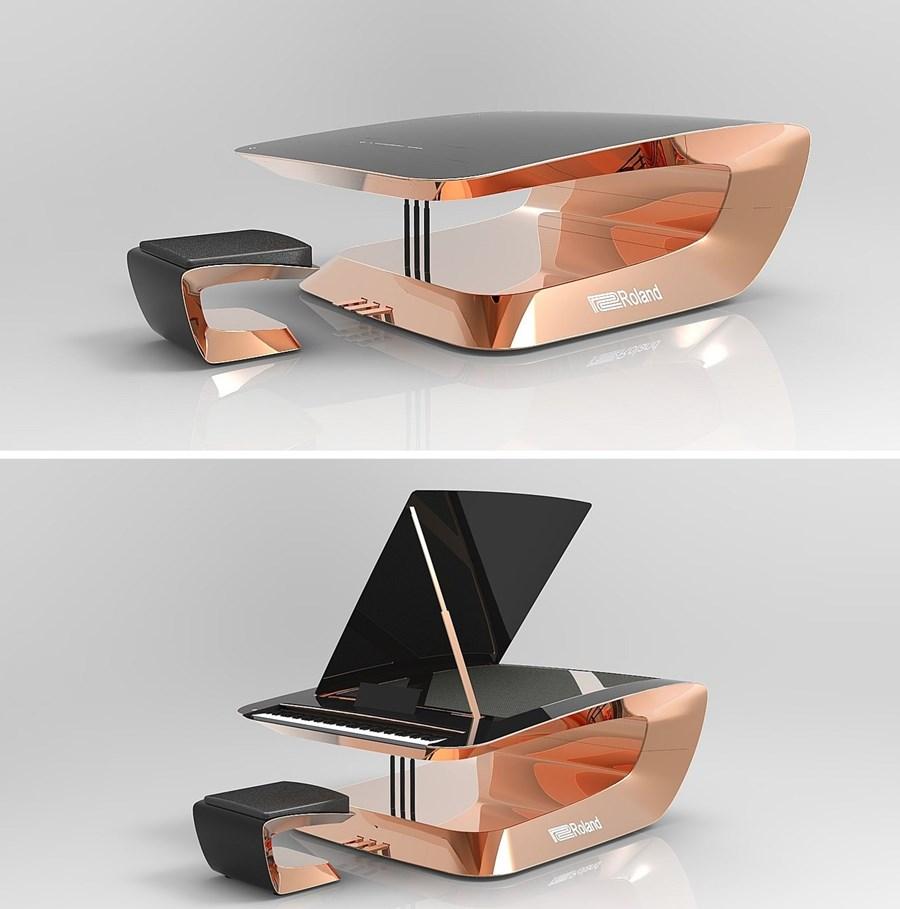 Polski projektant wyróżniony w konkursie Mazda Design
