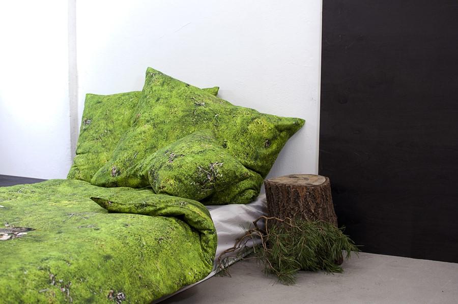 Oryginalna pościel w stylu Eko Hayka -pościele i poduszki
