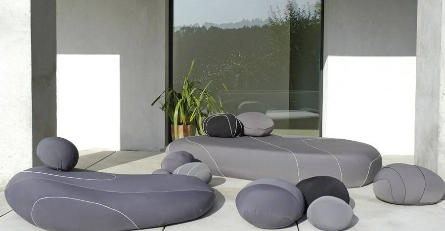 Oryginalne meble ogrodowe w nowoczesnym stylu