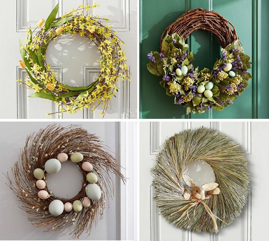 Dekoracje Na Wielkanoc Wnętrza Gotowe Na święta