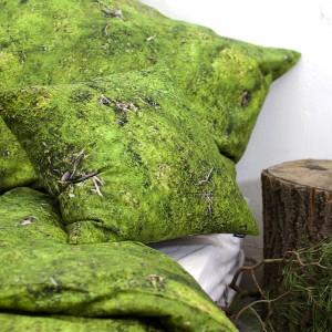 Poduszki dekoracyjne mech DIZENO CREATIVE 5