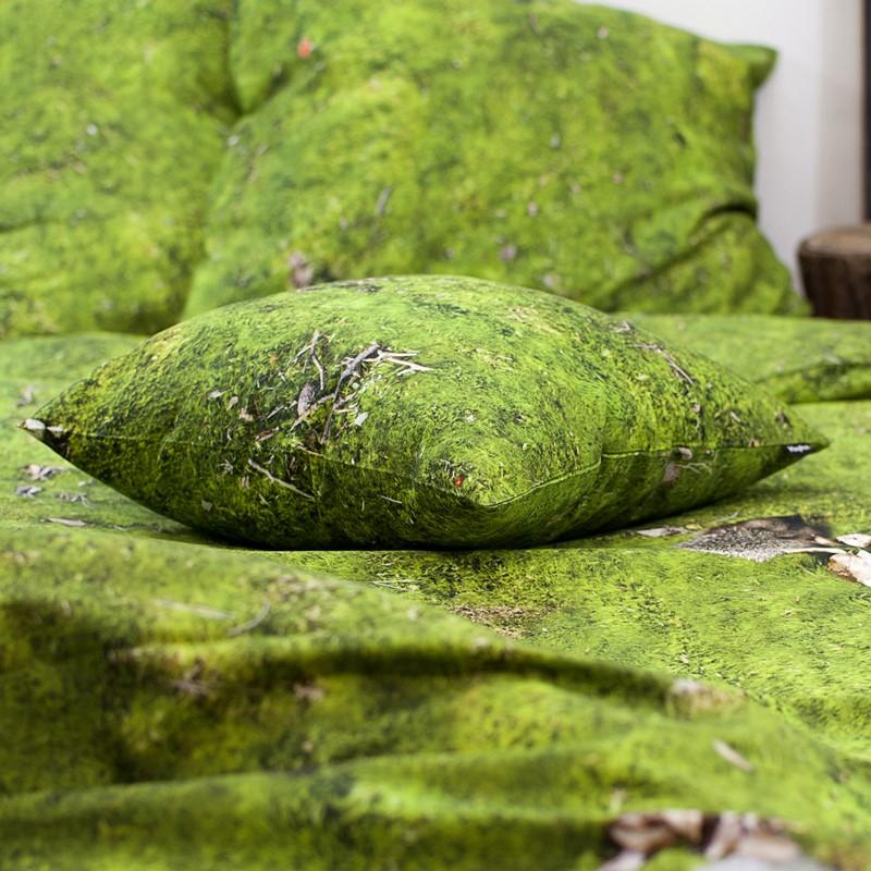 Poduszki dekoracyjne mech hayka architektura wn trza for Moos bilder pflanzen