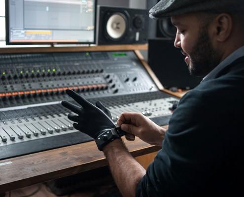 muzyczna rękawiczka - Remidi Glove