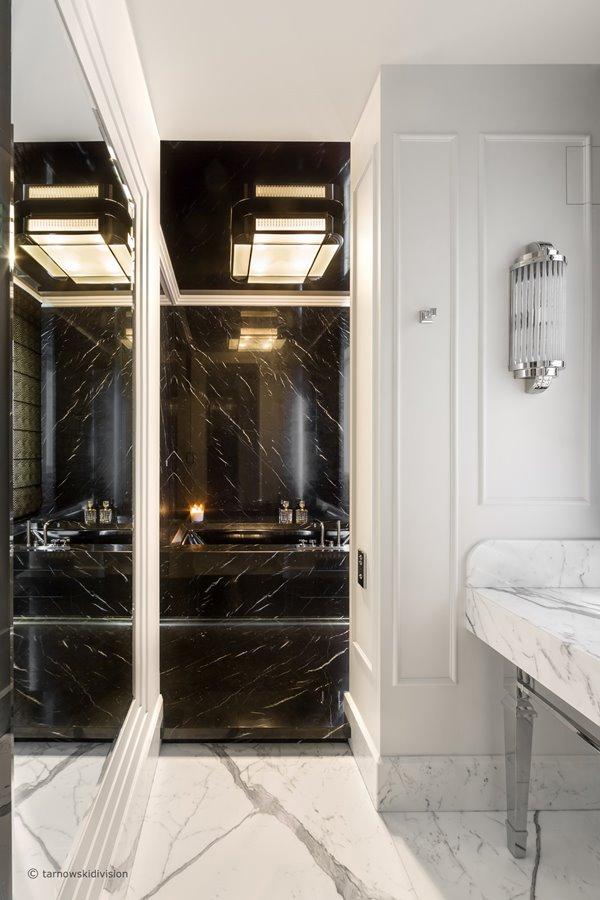 Aranżacja łazienki w stylowej odsłonie Tanowski Division