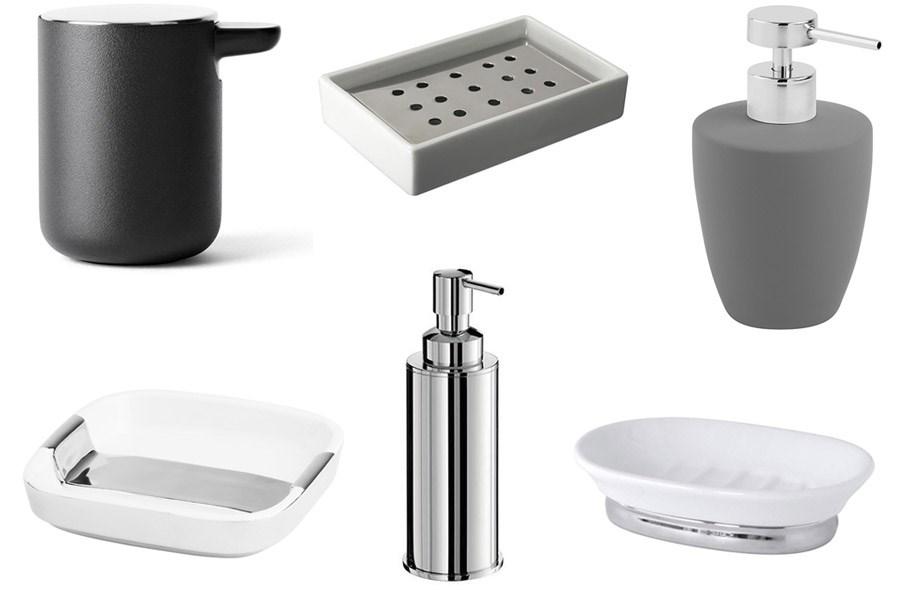 Modne dodatki łazienkowe