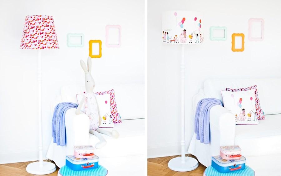 Wyjątkowe oświetlenie w pokoju dziecka