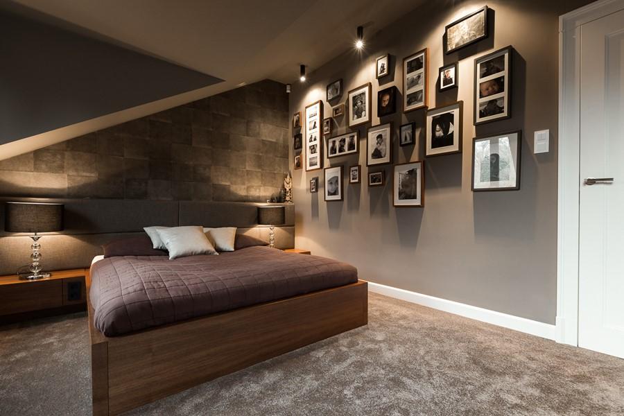 Najlepszy Kolor Do Sypialni W Nietypowej Przestrzeni