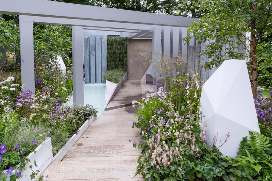 Nowoczesne projekty ogrodów
