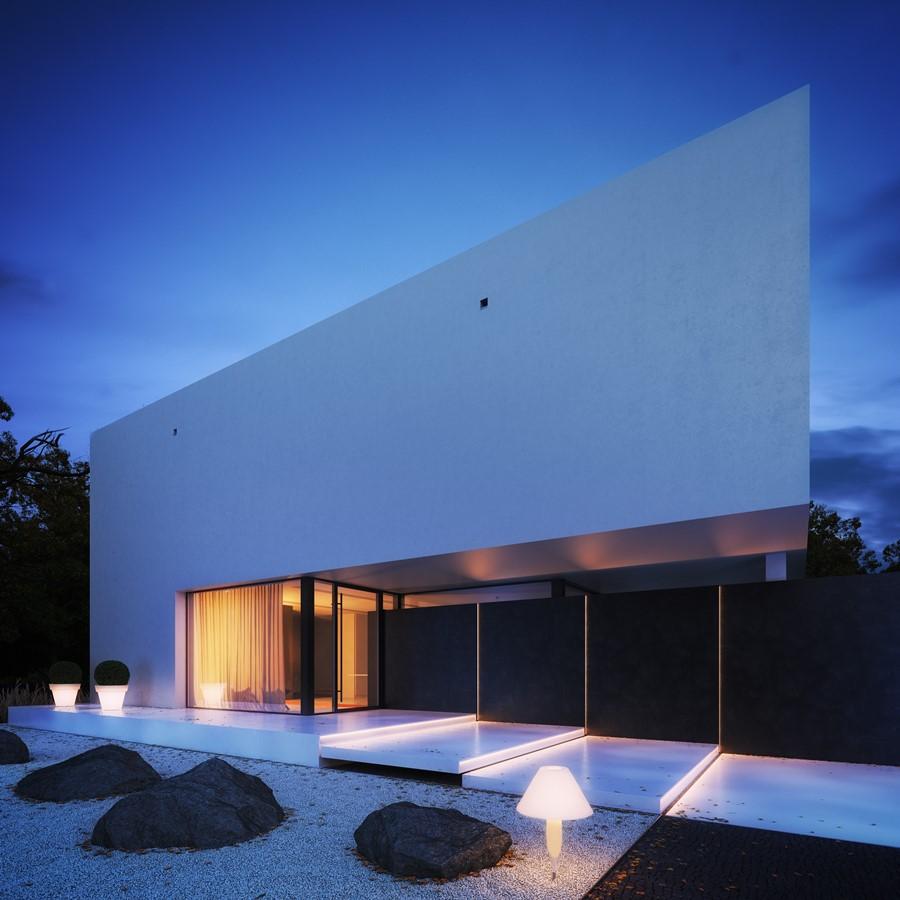 Nowoczesne Ogrody Dopasowane Do Wsp 243 łczesnej Architektury