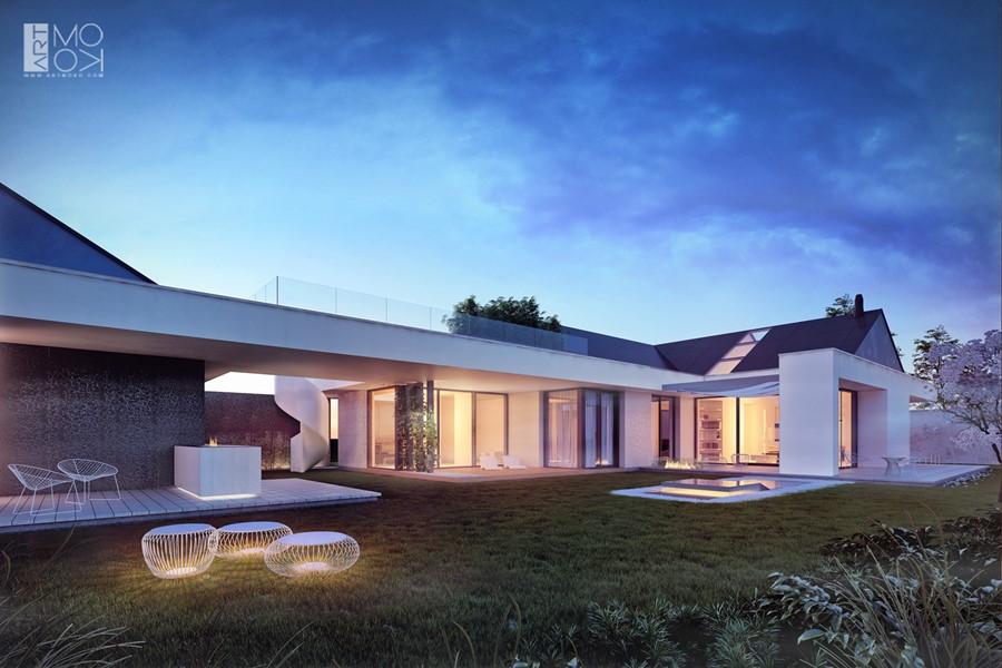 nowoczesne projekty dom w jednorodzinnych dlaczego warto. Black Bedroom Furniture Sets. Home Design Ideas