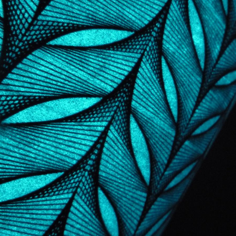 Nowoczesne tkaniny wnętrzarskie reagują na użytkownika zmiennym natężeniem światła