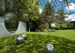 Nowoczesne ogrody w wyjątkowym wydaniu