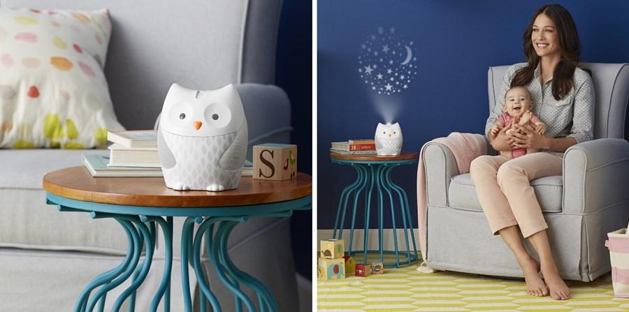 Wyjątkowe lampki w pokoju dziecięcym