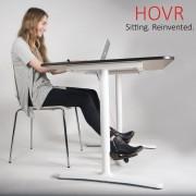 innowacyjne biurko - ruszaj się przy pracy!