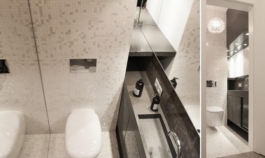 Wyjątkowe aranżacje toalety