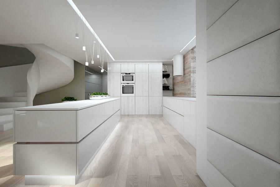 Jaki blat do kuchni w nowoczesnej stylistyce