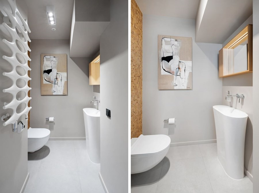Aranżacje toalety