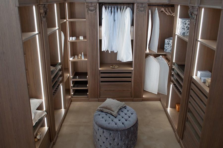 Kreatywny pomysł na garderobę