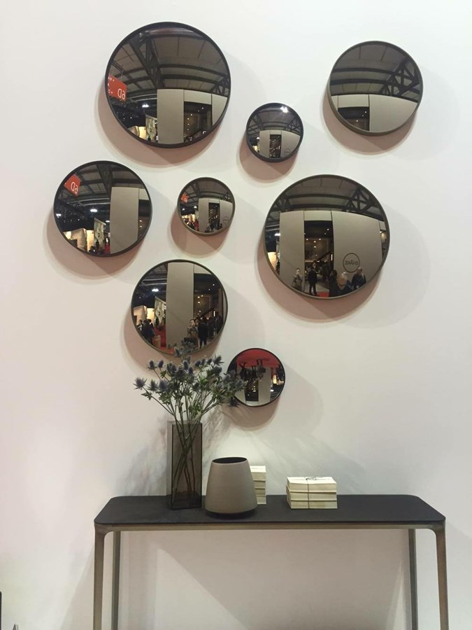 Dekoracje Salone del Mobile 2016