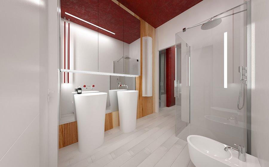 Wolnostojące Umywalki W łazience Inspiracja Homesquare