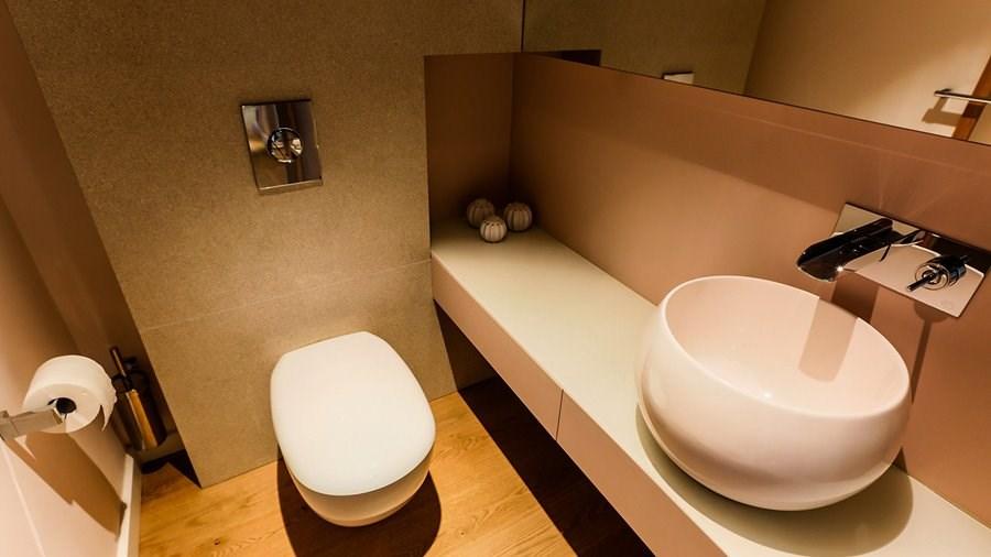 Pomysłowe aranżacje toalety