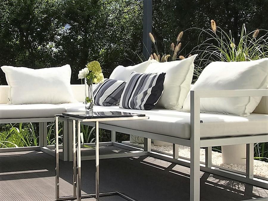 nowoczesny taras powinien być zaprojektowany tak dobrze, jak stylowe wnętrza