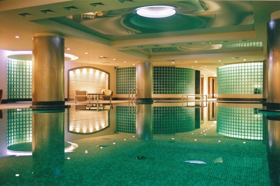 Hotel Hayatt - projektantka wnętrz Agata Słoma