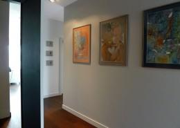 Galeria obrazów w przedpokoju Agata Słoma Omii