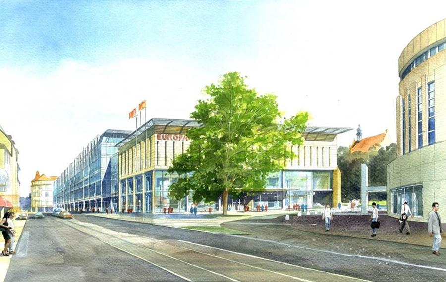 Opera Bydgoszcz - Bulanda i Mucha Architekci