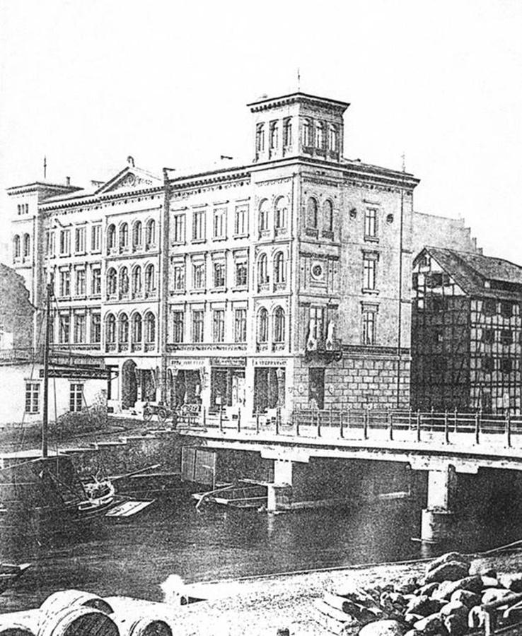 Bydgoszcz - ulica Mostowa