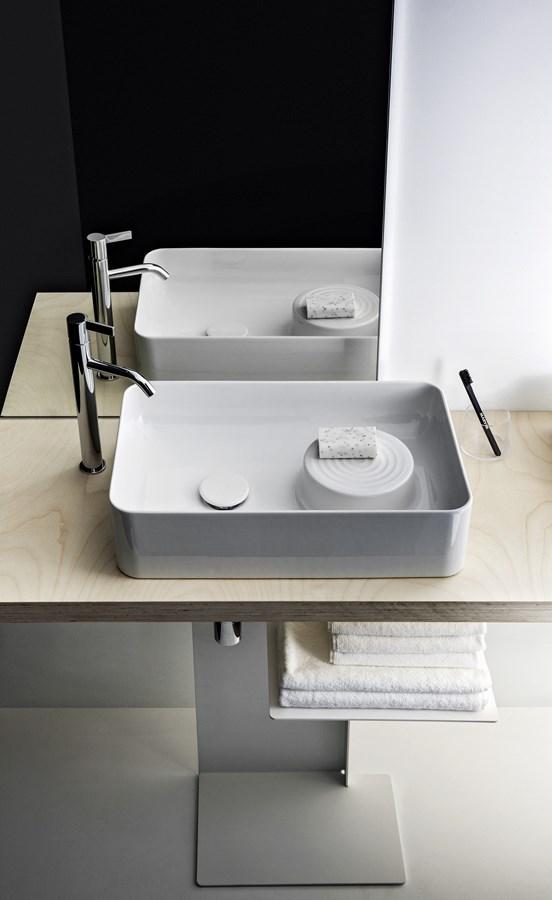 Stylowe umywalki łazienkowe