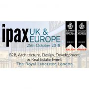 IPAX UK & Europe 2018
