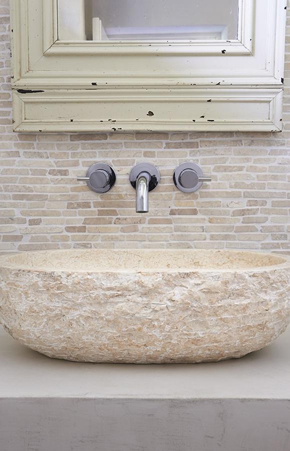 Luksusowa rezydencja - stylowa łazienka