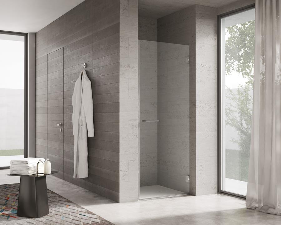 Oryginalne nowoczesne prysznice