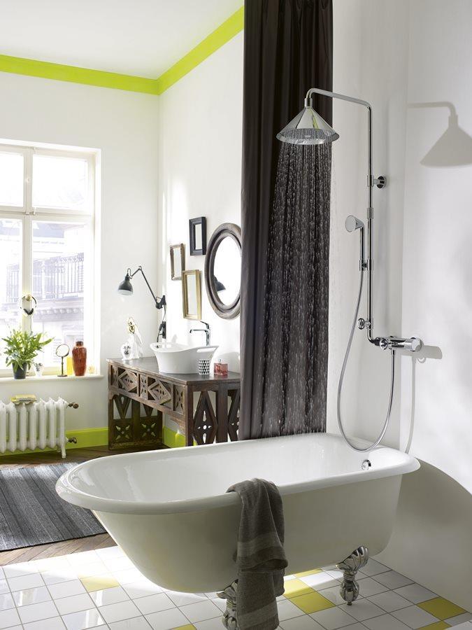Nowoczesne prysznice - aranżacje