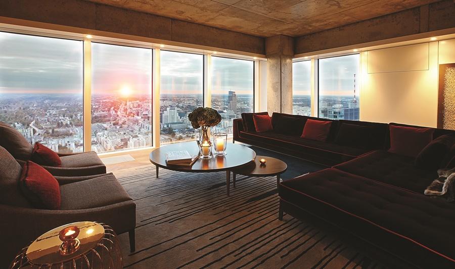 Złota 44 - obiekt i wnętrza nagrodzone European Property Awards 2015