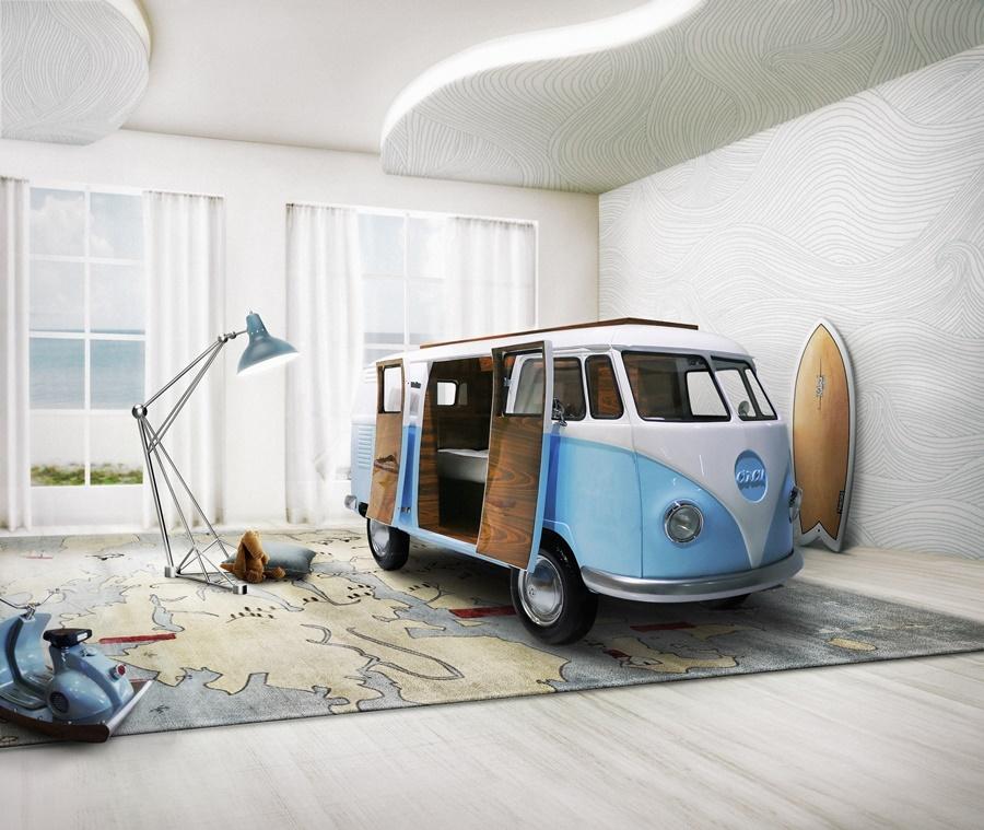 Łóżko dla dziecka - Circu