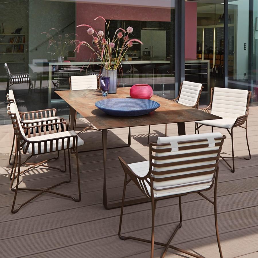 Cudowna Aluminiowe meble ogrodowe - trwałe, lekkie, efektowne - Artykuły XP75