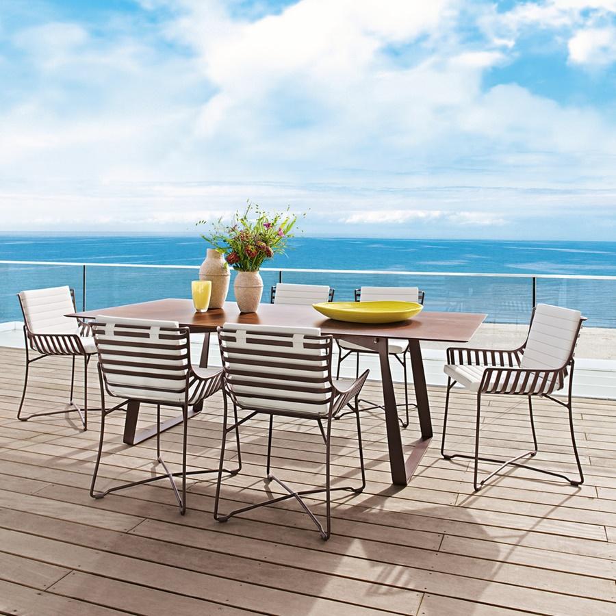 Wybitny Aluminiowe meble ogrodowe - trwałe, lekkie, efektowne - Artykuły JV48