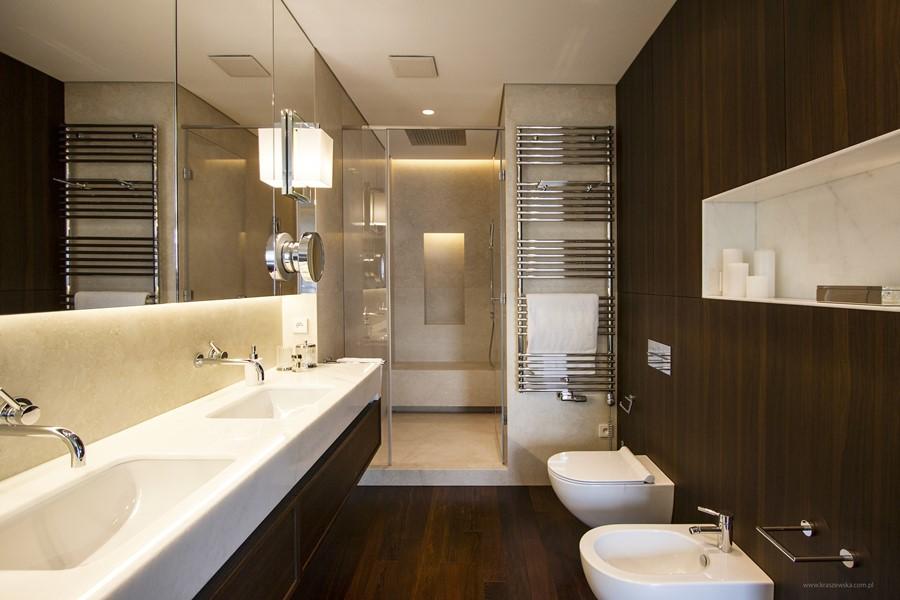 Pokój kąpielowy - prysznic w łazience - Katarzyna Kraszewka