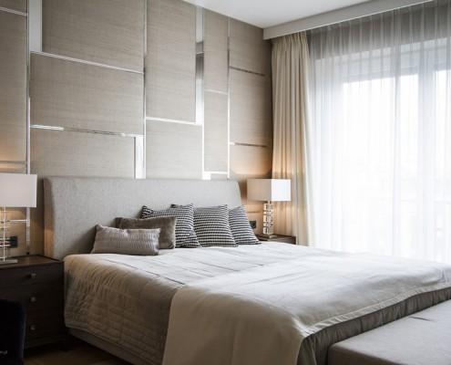 Styl art deco w sypialni Katarzyna Kraszewska