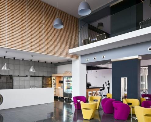 Aranżacja przestrzeni hotelowych Artis Loft Justyna Smolec
