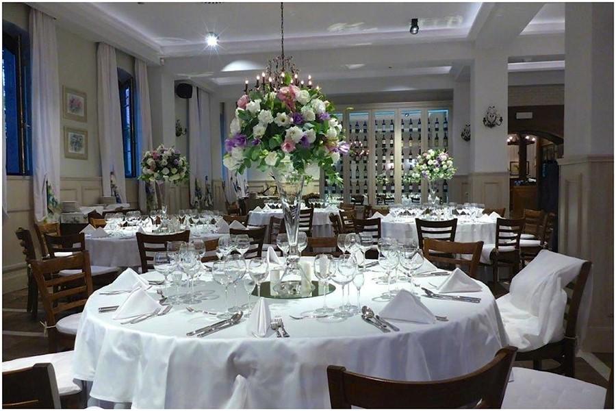Aranżacja restauracji Babinicz - wystrój restauracji