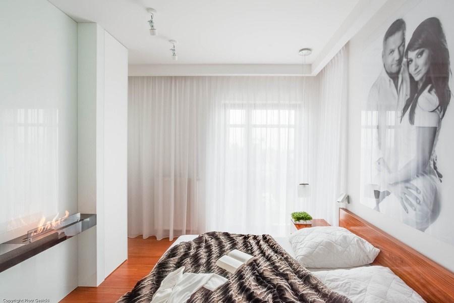 ściana Nad łóżkiem Ważny Fragment Sypialni Artykuły Homesquare