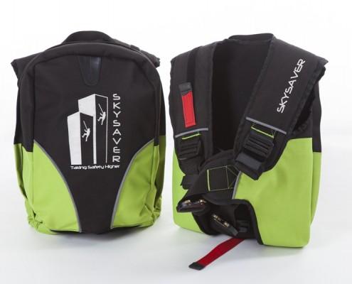 Wyjątkowy plecak ratujący życie