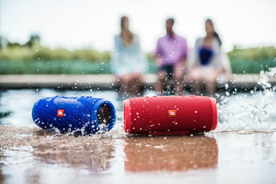 Wodoodporne głośniki JBL - IFA 2016